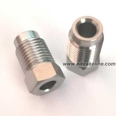 Titanium Brake Line Nut M10x1